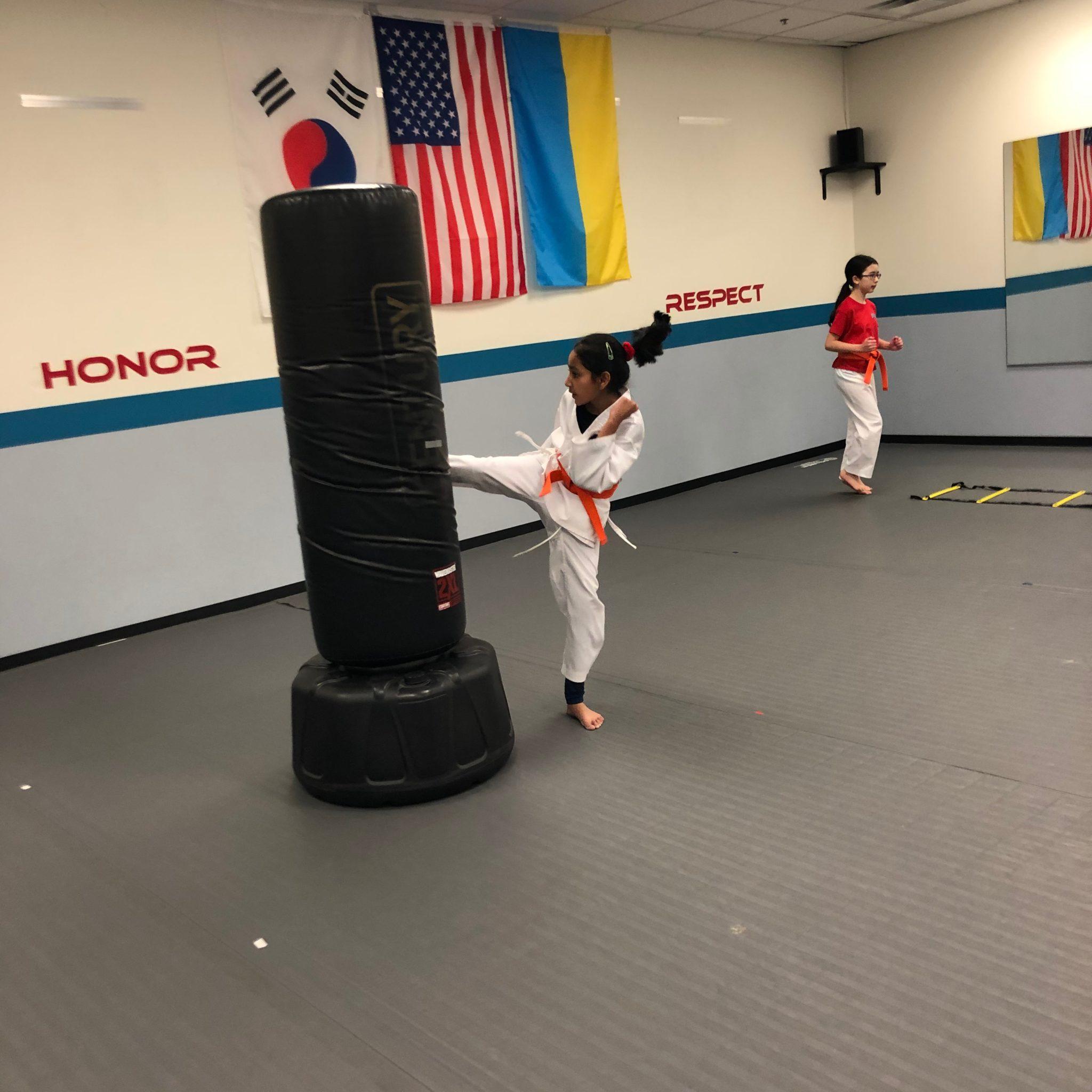 photo from intermediate class