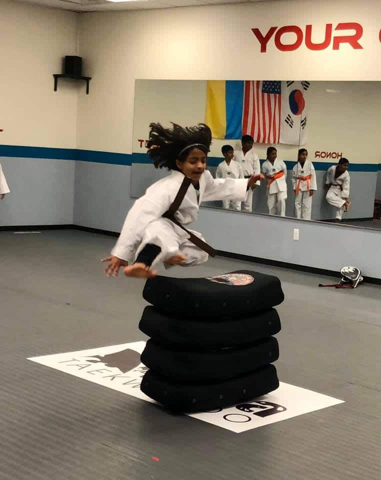 Akula Taekwondo Taekwondo for Kids (ages 7-15)