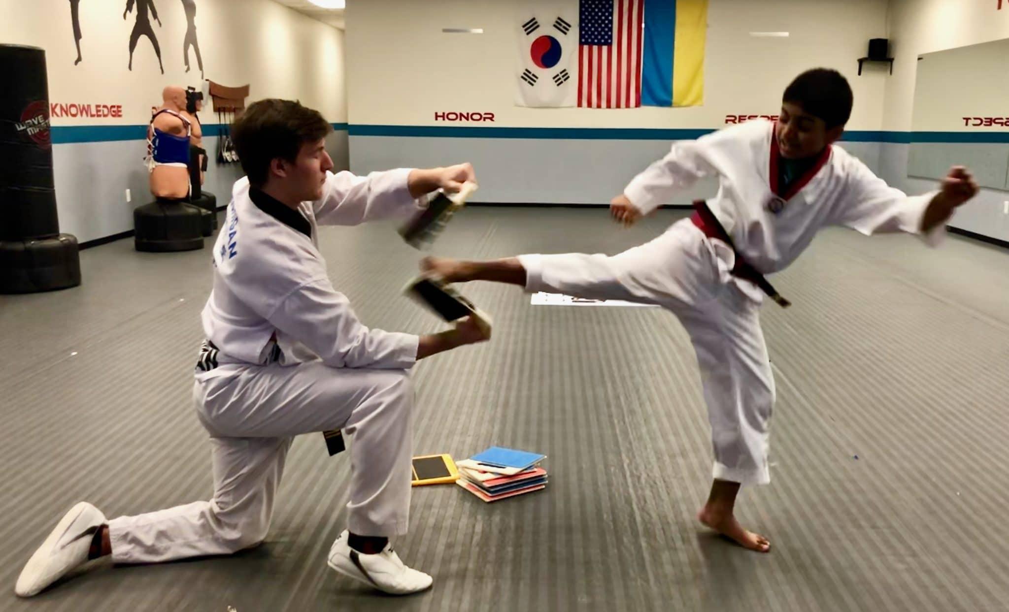 Akula Taekwondo Curriculum
