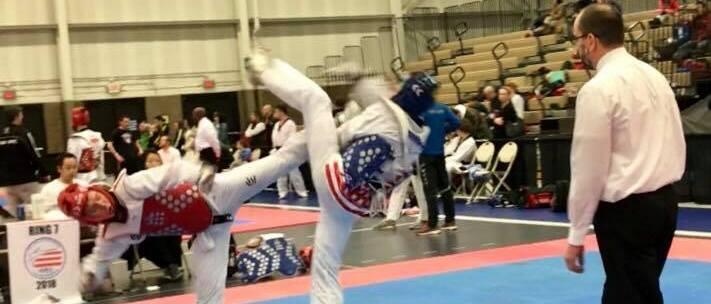 Akula Taekwondo Mr. Joseph Tegler