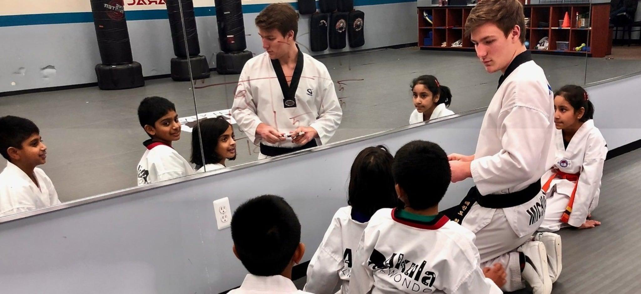 Akula Taekwondo Martial Arts Classes