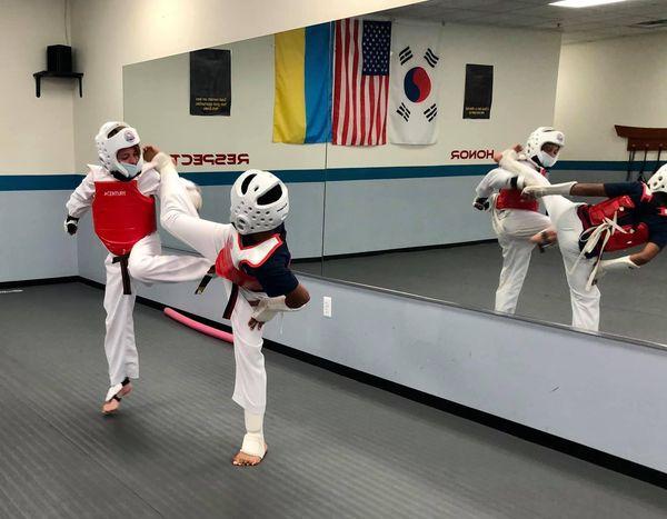 Akula Taekwondo Gallery Photo Number 3