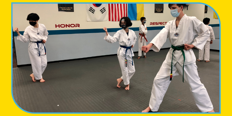 Teen Taekwondo Class in Novi Michigan near Wixom